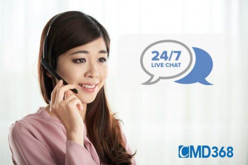 ตัวแทนจำหน่าย Cmd368 บริการลูกค้าเป็นเลิศ ตอบสนองทุกความต้องการ