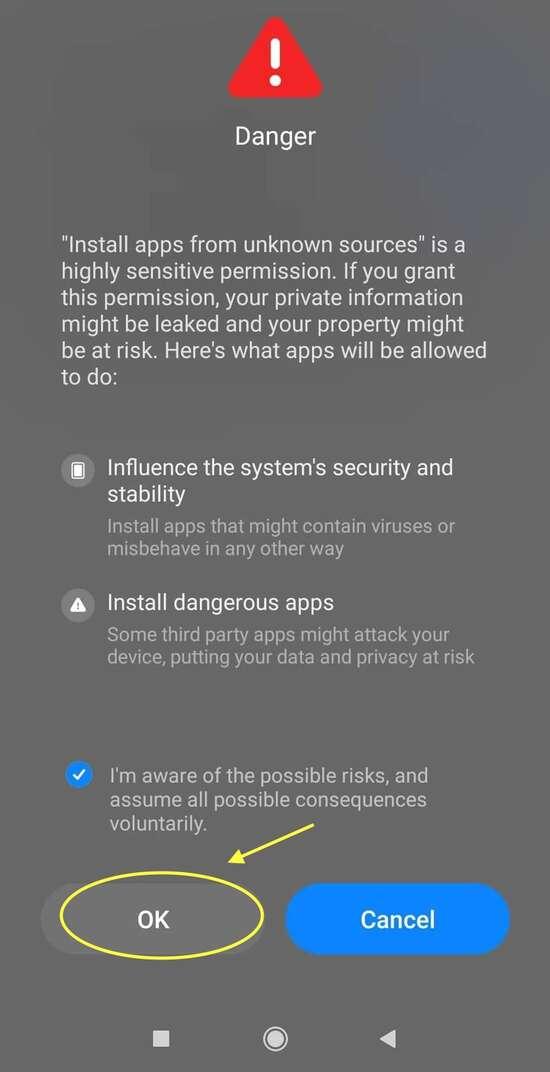 ใครที่ใช้ 1xBit Android ดาวน์โหลดได้ดังนี้