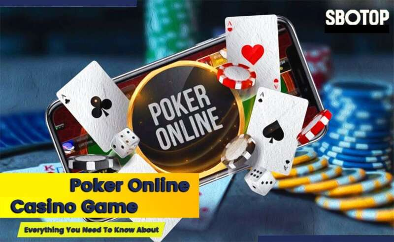 พบกับ Sbotop Poker Review เกมดีเกมดังกับเว็บที่ครบวงจร