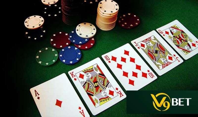 ทำความรู้จัก Poker Thai ในคลับ V9Bet